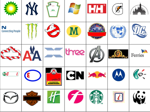 Based on the Logo Quiz App, this resource is ideal for use