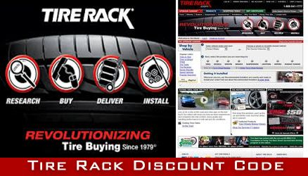 tire rack discount code can avail a