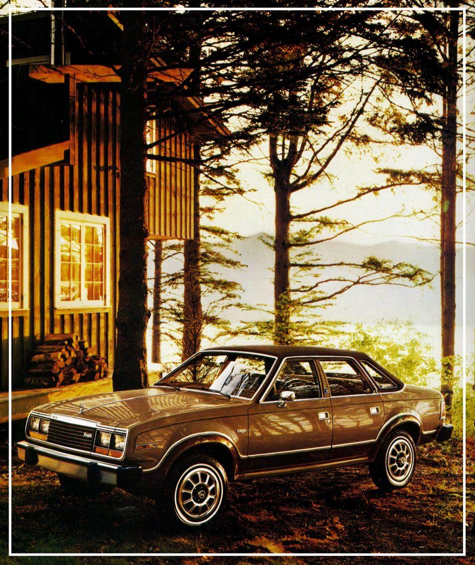 1980 AMC Eagle 4-Door Sedan