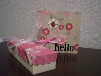 All Things Crafty and Delicious: Cut File Freebie - Candy Bar Box