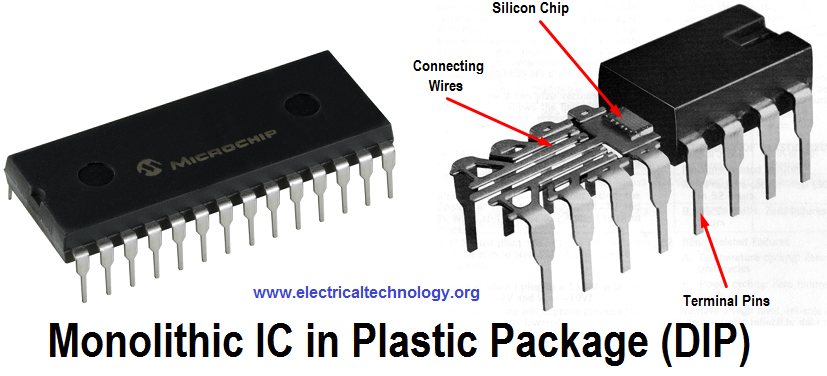 Different Types Of Integrated Circuits Ics Their Applications Limitation Electrical Engineering Projects Circuit Diy Electronics
