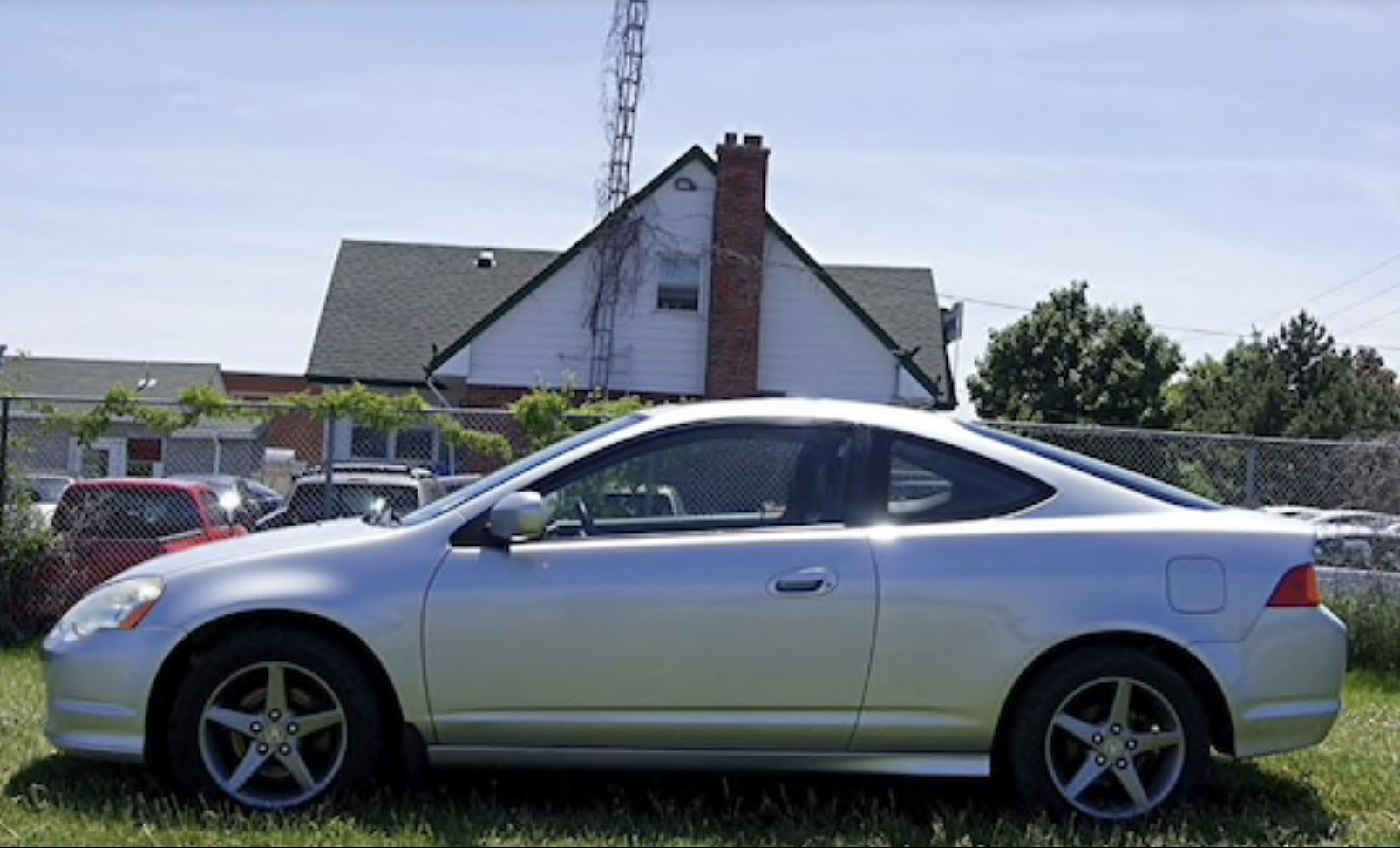ACURA RSX TYPES TYPE S SPEED LEATHER SUNROOF - Acura rsx sunroof