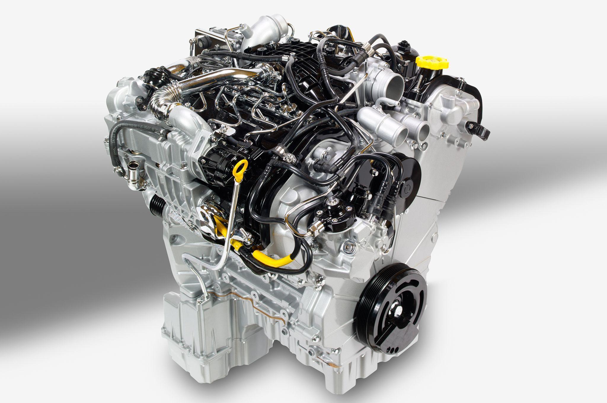 2015 Ram 1500 Ecodiesel V6 Engine Pickup Trucks Diesel Diesel