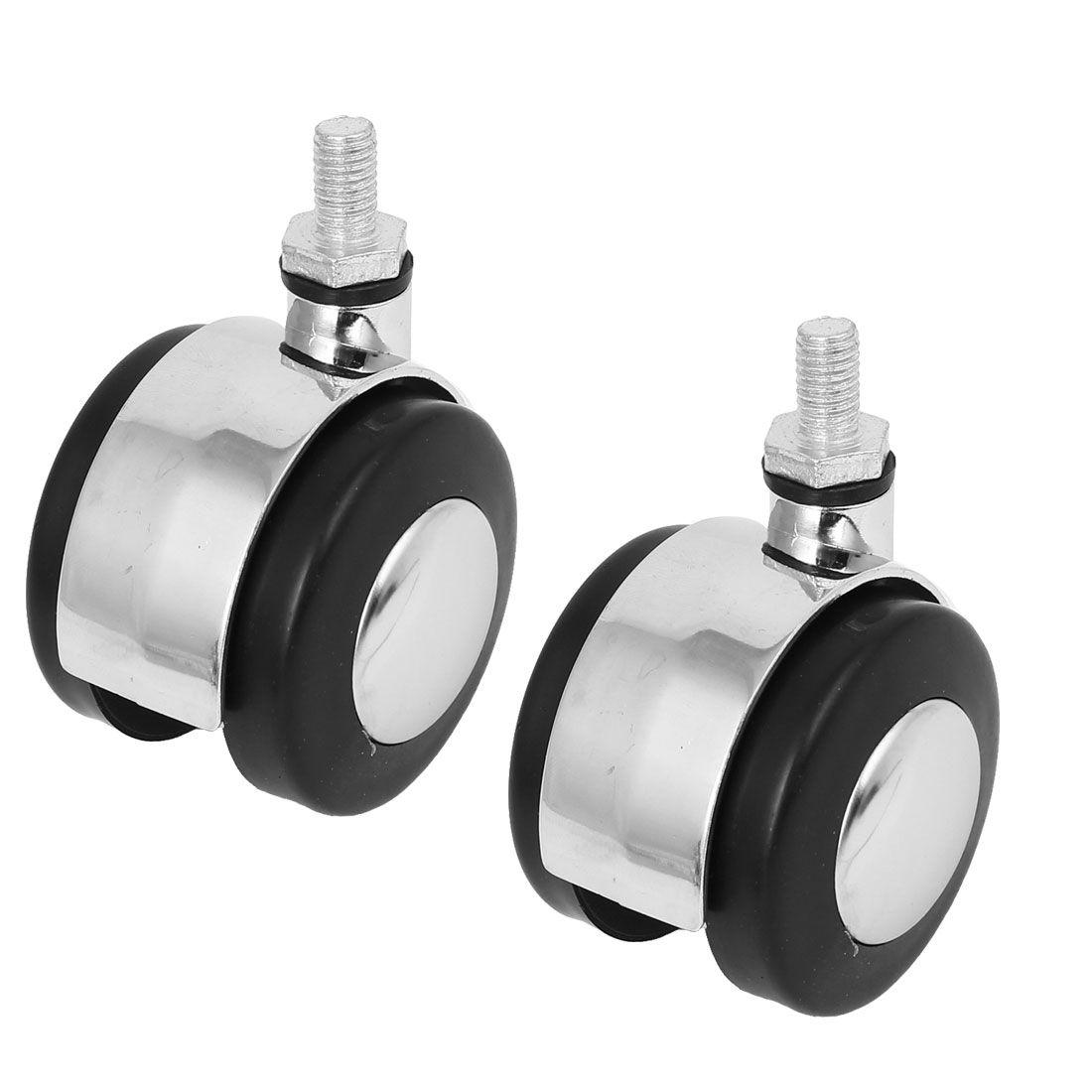 "$8.60 (Buy here: https://alitems.com/g/1e8d114494ebda23ff8b16525dc3e8/?i=5&ulp=https%3A%2F%2Fwww.aliexpress.com%2Fitem%2FUXCELL-M8-X-14Mm-2-Dia-Threaded-Stem-Brake-Universal-Swivel-Caster-Twin-Wheel-2Pcs%2F32787066422.html ) UXCELL M8 X 14Mm 2"" Dia Threaded Stem Brake Universal Swivel Caster Twin Wheel 2Pcs for just $8.60"