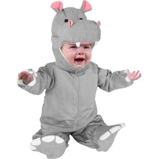 88f72efacb63 Baby hippo costume. Definitely a must for my future kids!