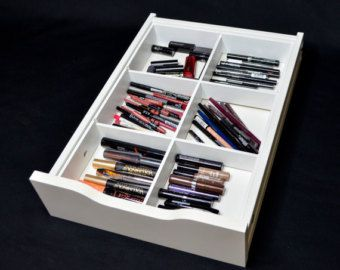 Palette drawer organizer fits alex 9 drawer unit - Organisateur de tiroir ikea ...