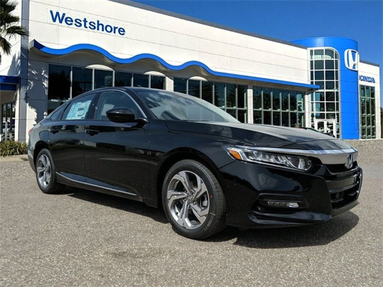 2020 Honda Accord Sedan EX 1.5T 1HGCV1F42LA064491