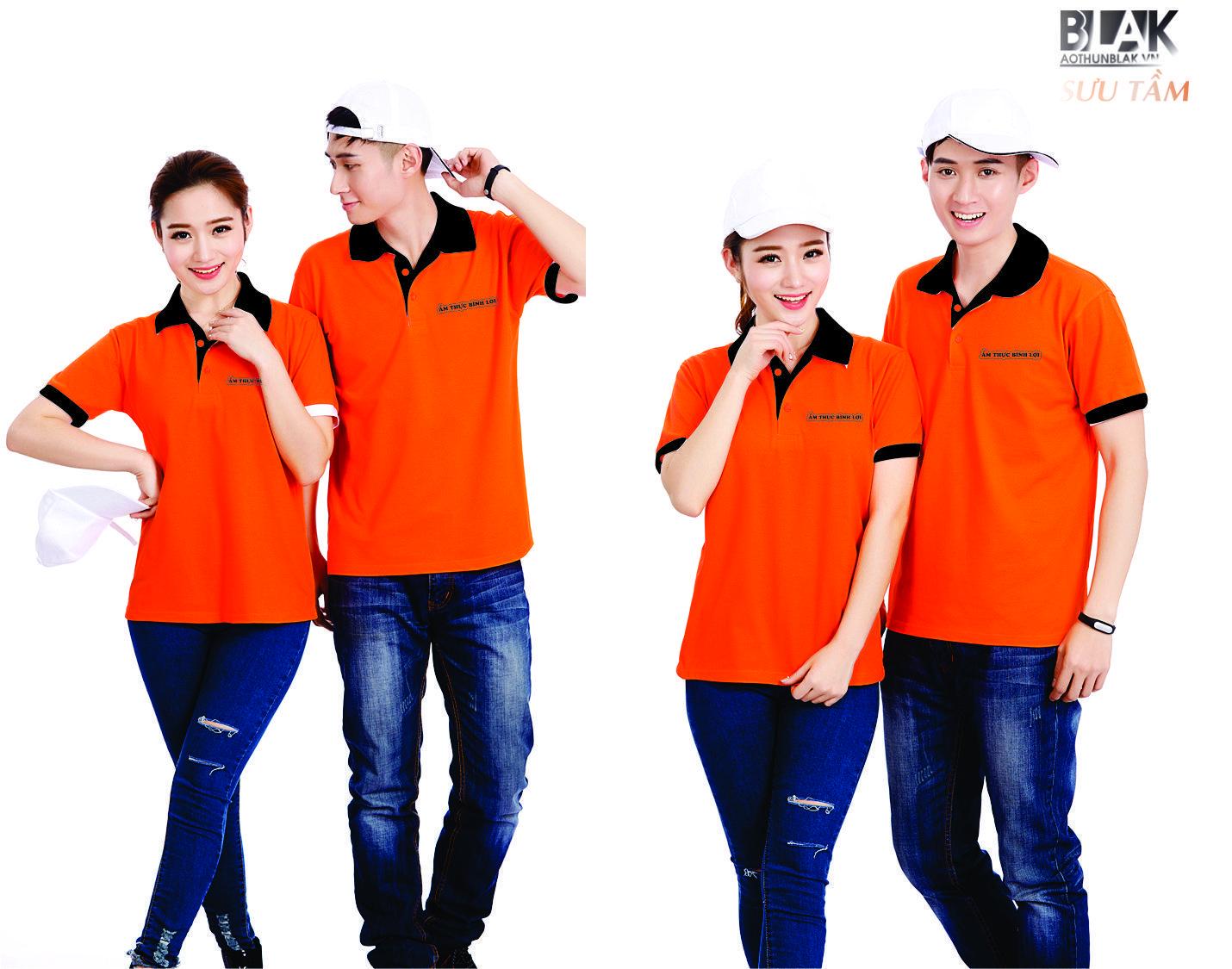Áo thun đồng phục ẩm thực Bình Lợi - Hình 3