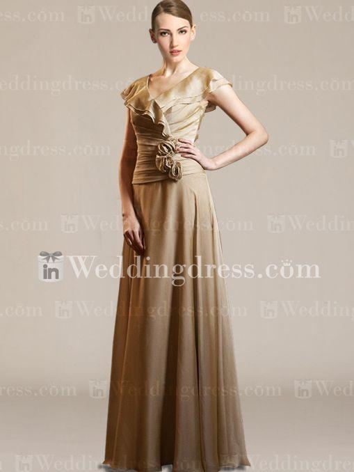 Sophisticated Mother Of The Bride Dresses - Ocodea.com