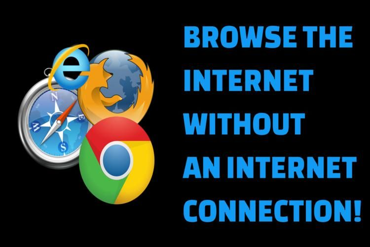 How To Browse The Internet When Travelling Without An ...