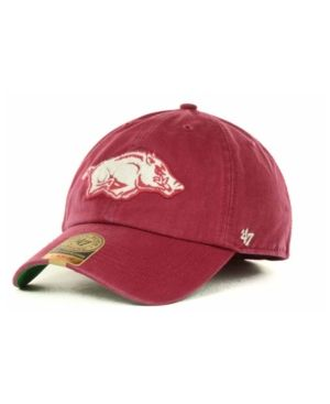 47 Brand Arkansas Razorbacks Franchise Cap - Red XL  9d1537f01bbb