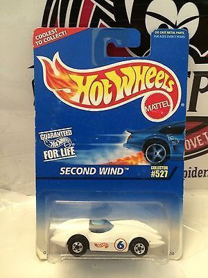 Tas004941 Hot Wheel Second Wind Collector 527 Hot Wheels