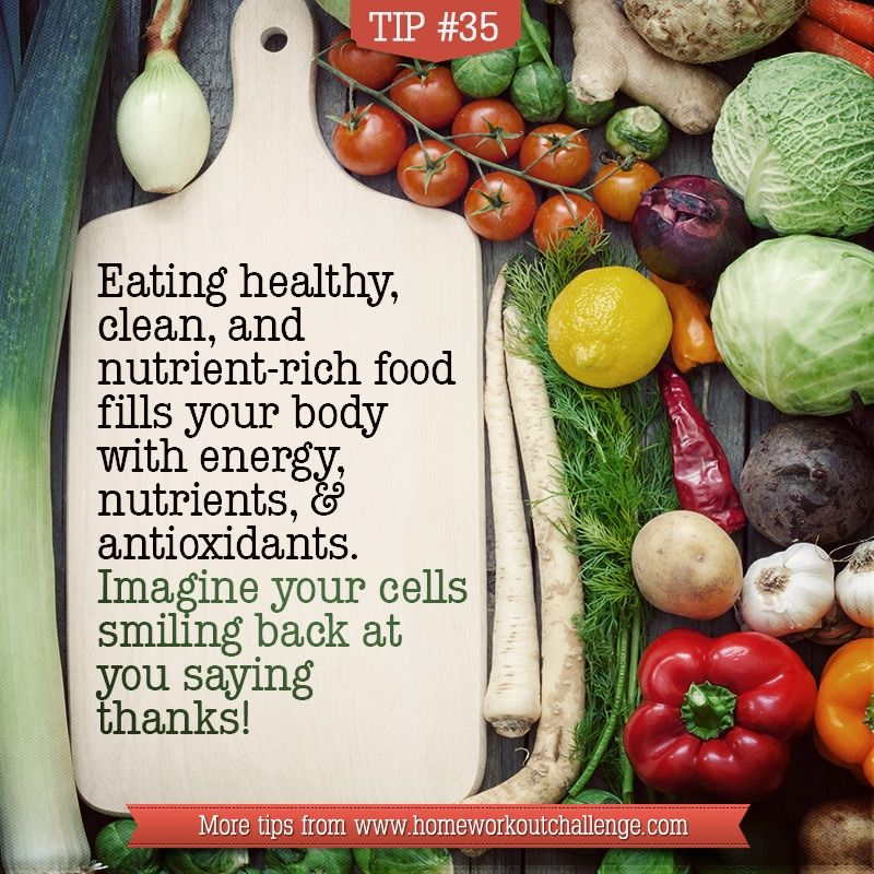 clean eating quotes Healthy Eating Food Quotes Quote