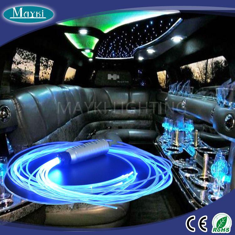 Most Flexible Fiber Led Interior Light For Luxury Car