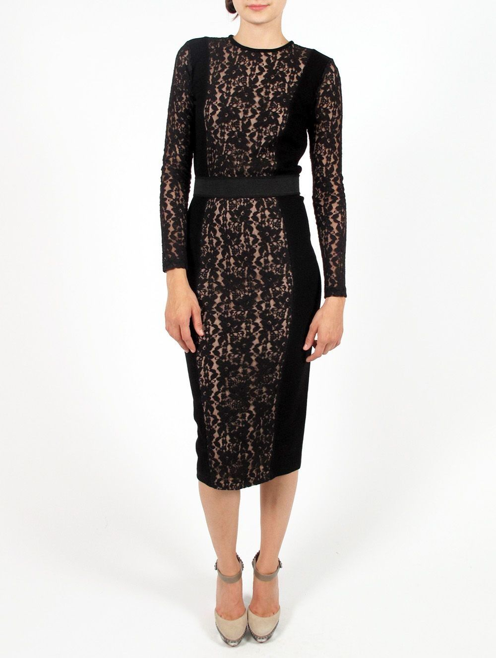 Malene Birger Noea Lace Dress