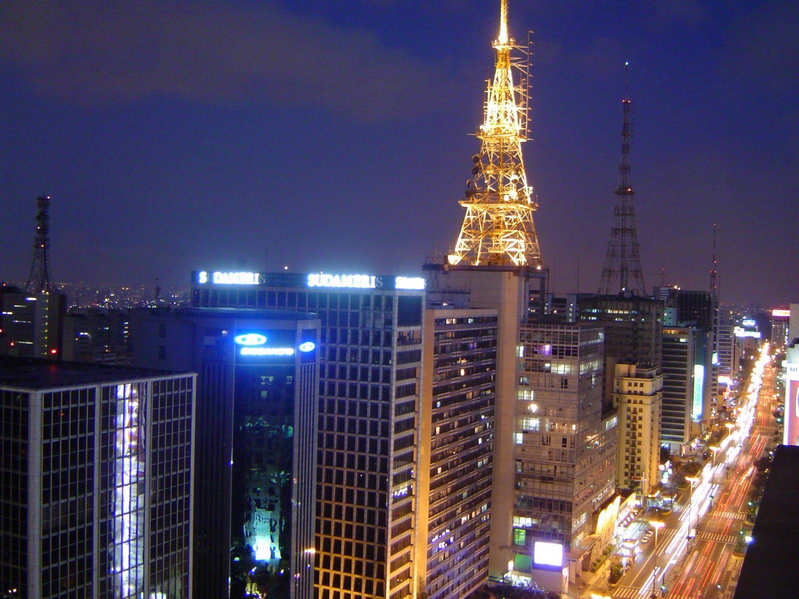 Papel De Parede Cidade Sao Paulo Pesquisa Google Com Imagens