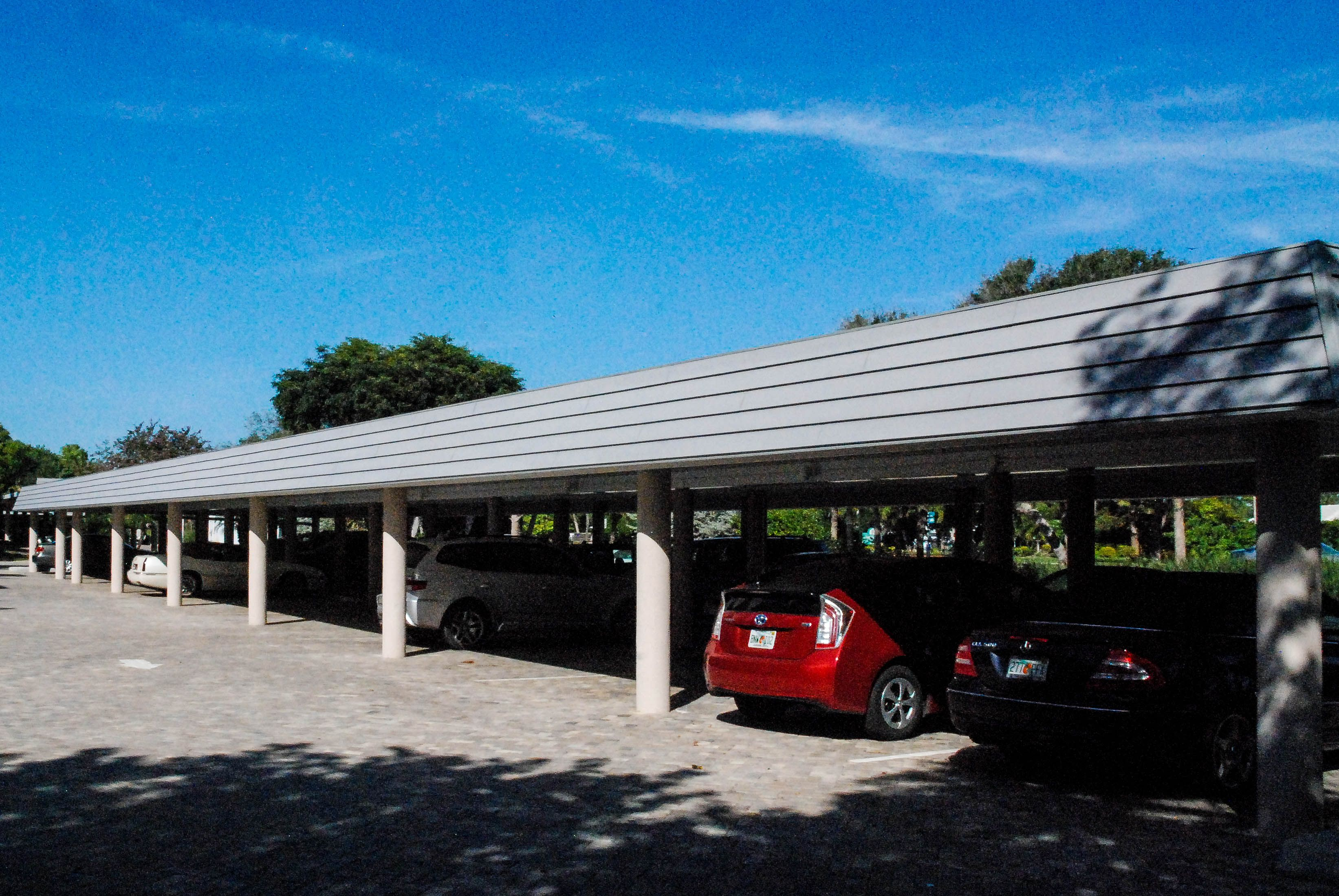 Commercial aluminum carport roof (With images) Metal