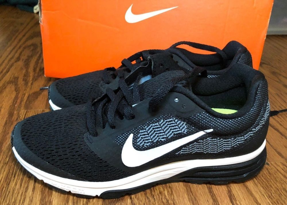 7e7ee887aa3d Nike Air Zoom Fly 2 BLACK Womens SIZE 7 BRAND NEW!!! Retail  90 ...
