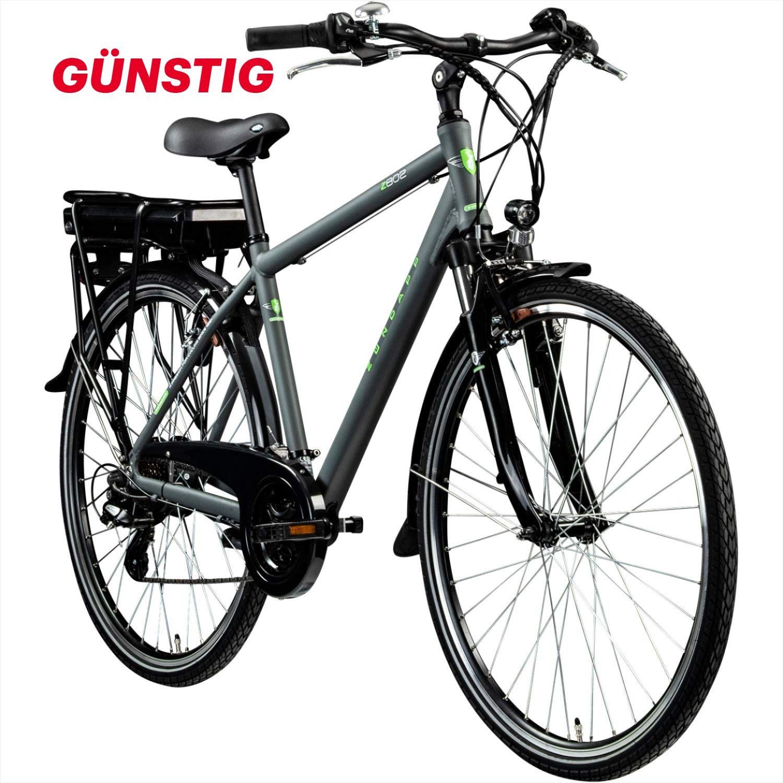 Zundapp E Bike 700c Trekkingrad Pedelec Z802 Elektrofahrrad 21