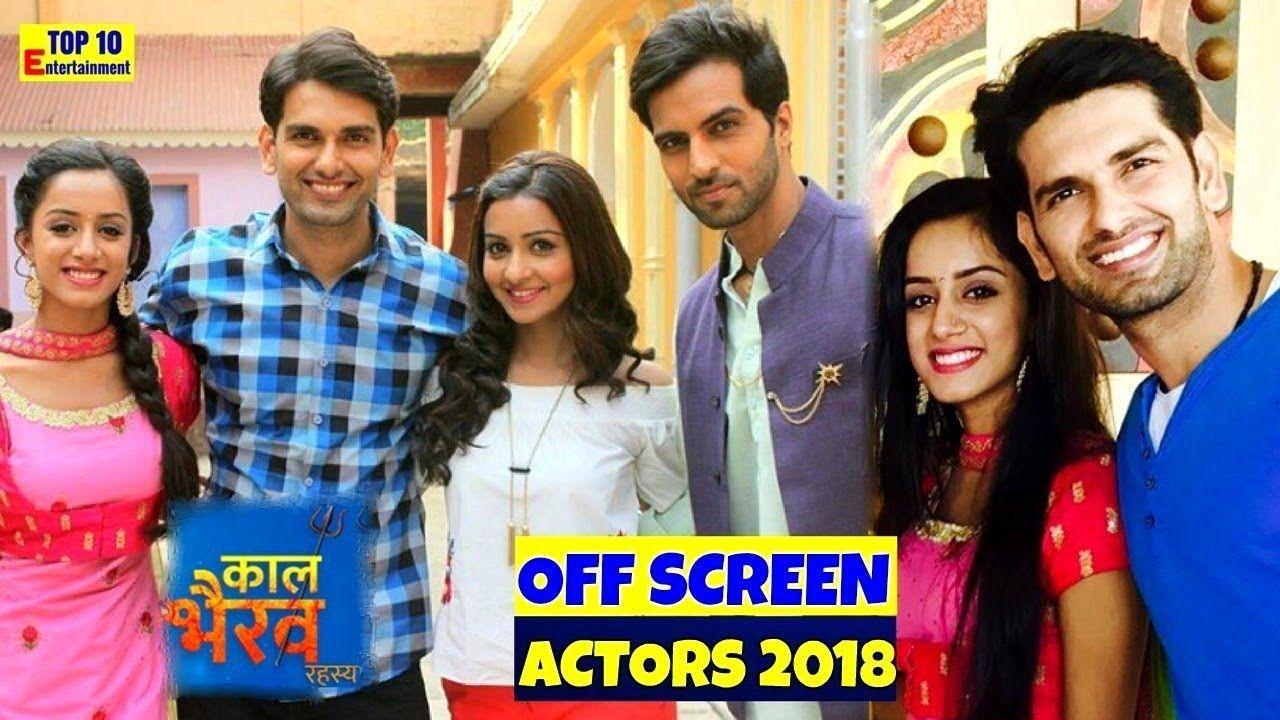 Kaal Bhairav Rahasya Star Bharat Serial Actors Off Screen 2018
