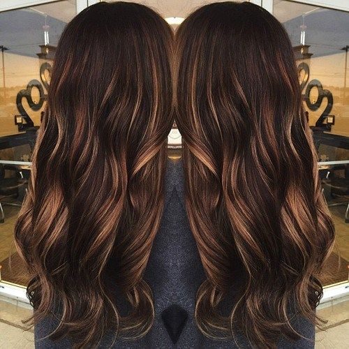 50 chocolate brown hair color ideas for brunettes dark brown 50 chocolate brown hair color ideas for brunettes pmusecretfo Images