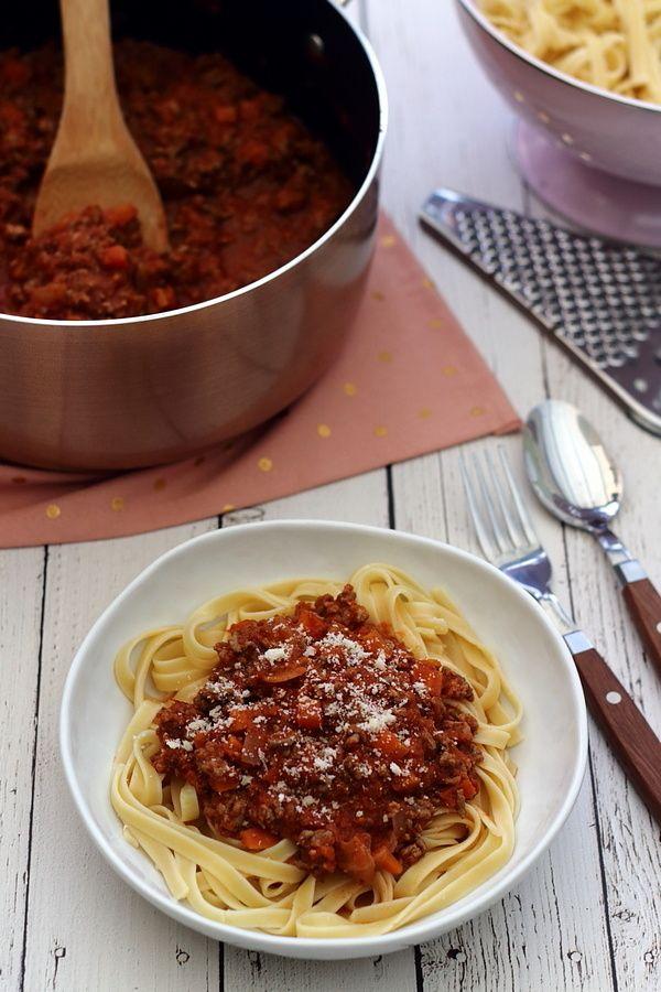 Sauce à La Bolognaise : Le Vrai Ragù Comme à Bologne (avec