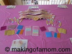 Fancy Nancy Party Featuring The Orb Factory