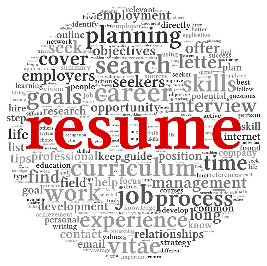 Many people spend a lot of time looking for resume tips. While ...