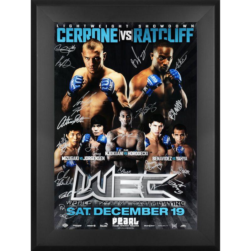"UFC MMA Champion Fighter 24/""x24/"" Poster 011 Conor McGregor"