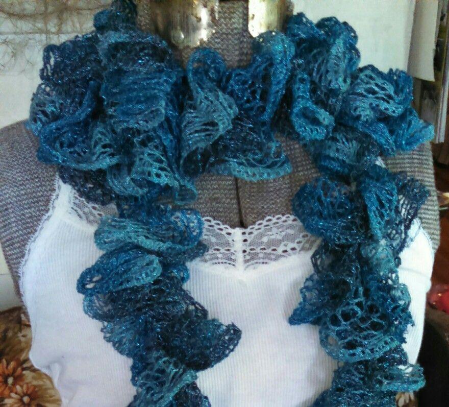 Very pretty infinity scarf