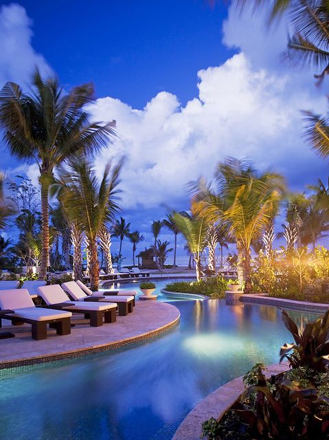 The St Regis Bahia Beach Resort Puerto Rico Pool Flickr Photo Sharing