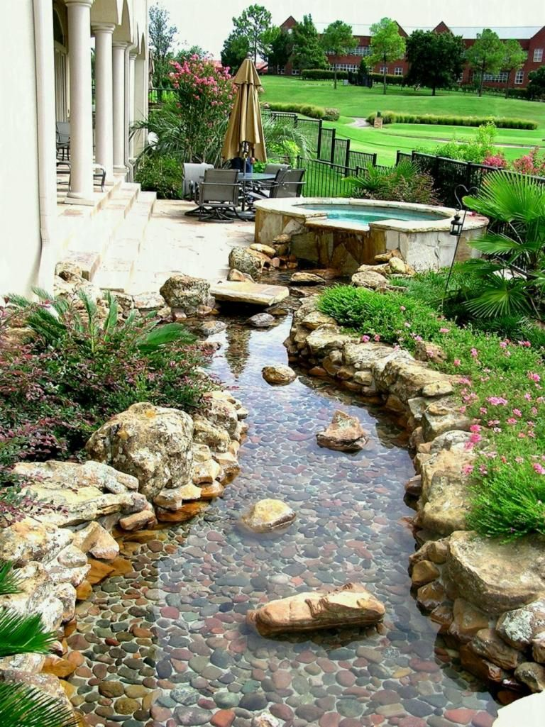 40 tips easy to make small garden design ideas rock on stunning backyard lighting design decor and remodel ideas sources to understand id=40523