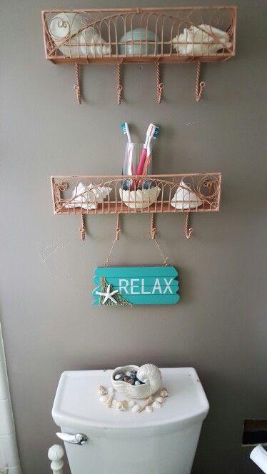 31++ Seashells bathroom accessories ideas