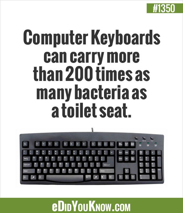 Interesting facts about computer