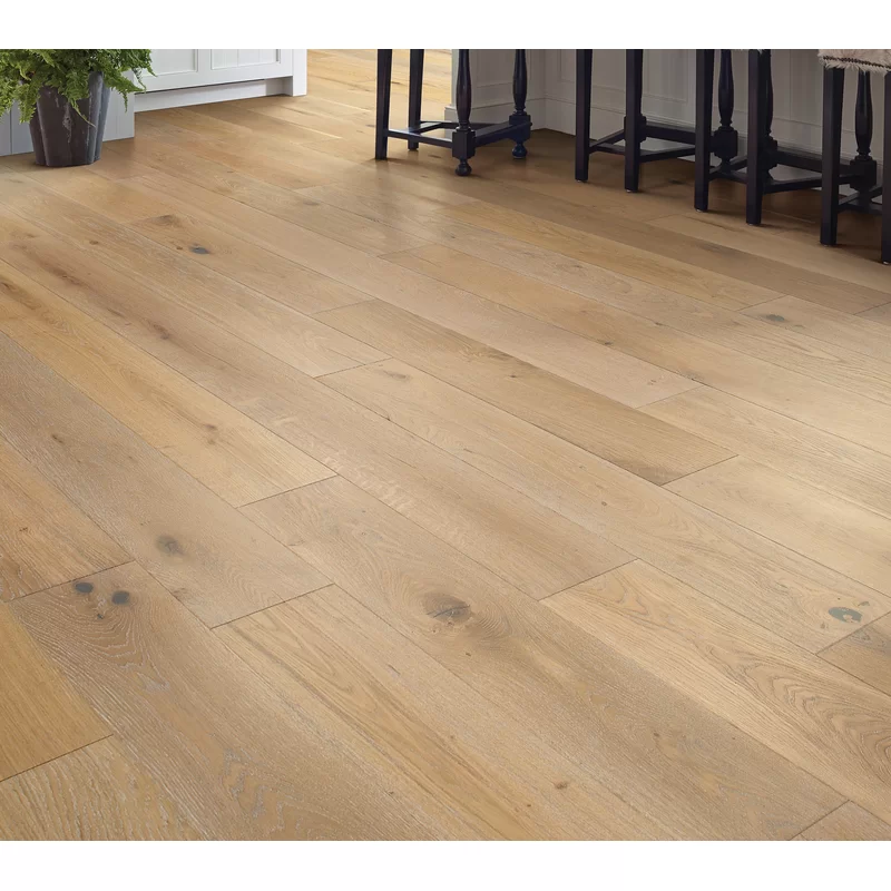 Scottsmoor Oak 9 16 Thick X 7 1 2 Wide Engineered Hardwood Flooring Oak Hardwood Flooring Hardwood Floors Engineered Hardwood Flooring