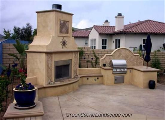 41 Outdoor Fireplace How To Build Outdoor Kitchen Diy Outdoor
