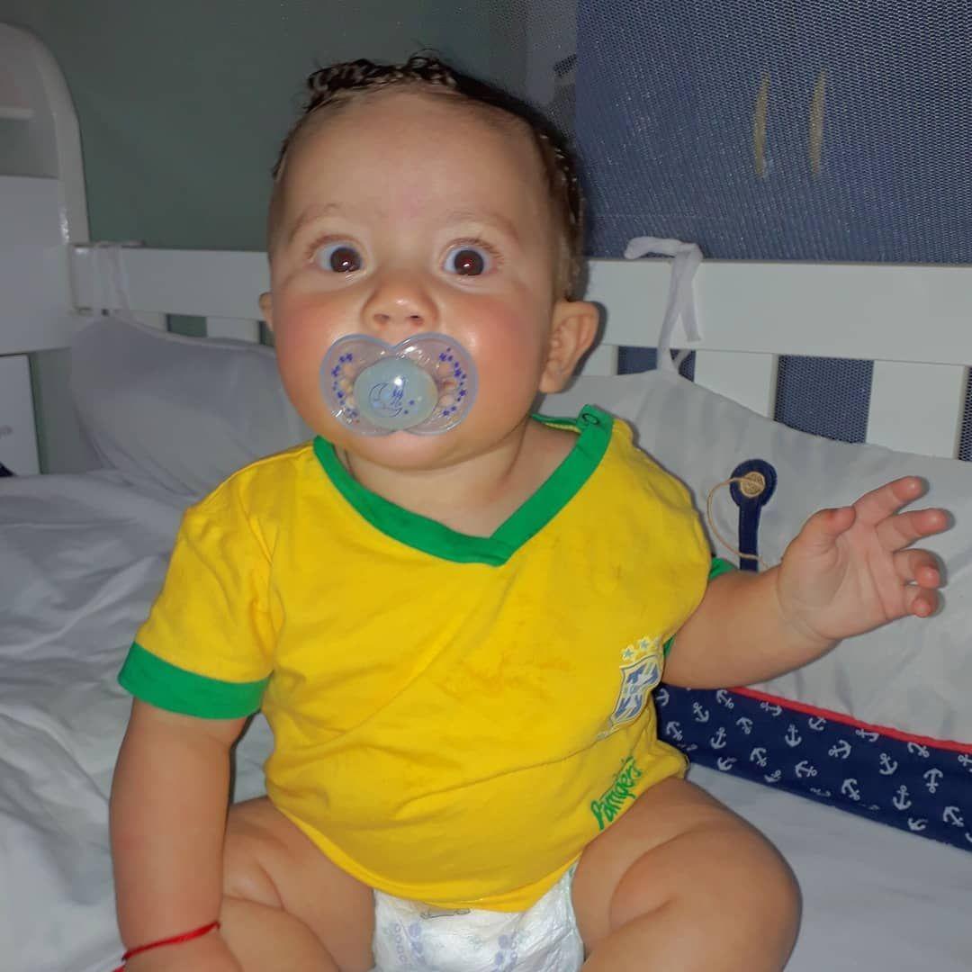 🇧🇷 . . . . babyboy #brasil #gratidão #baby #amor #theodoro