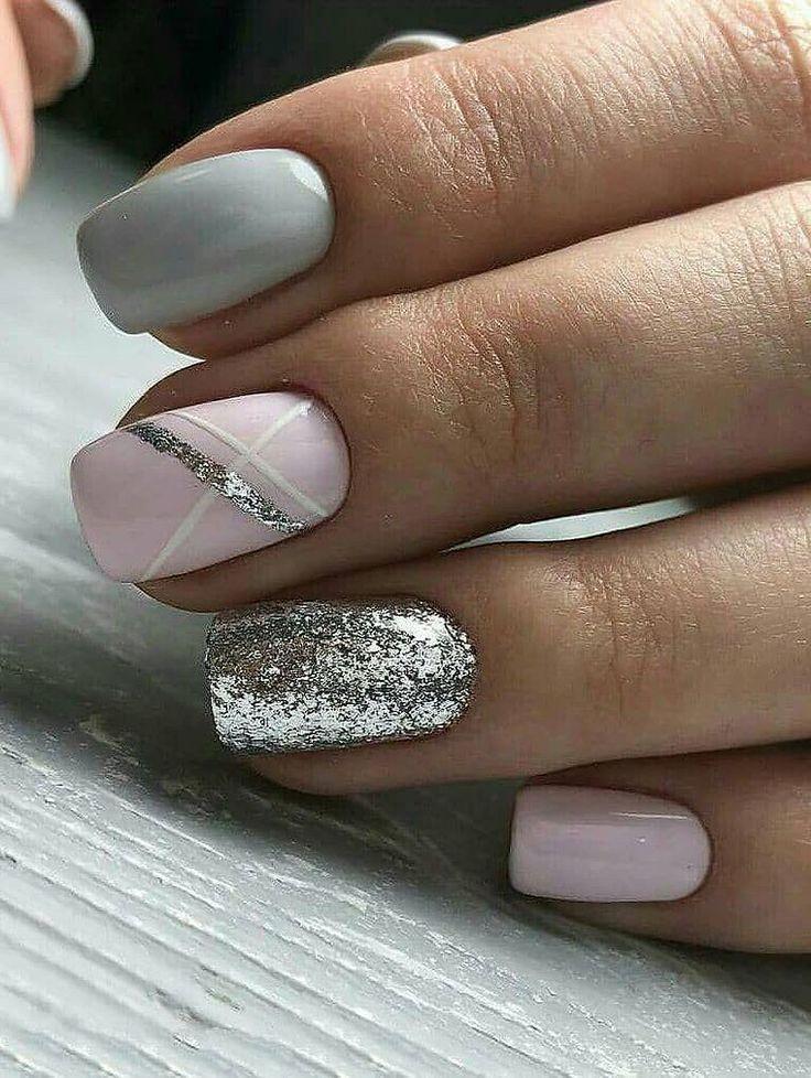 35 Awesome Nail Fall Wedding Nail Ideas   Simple nails