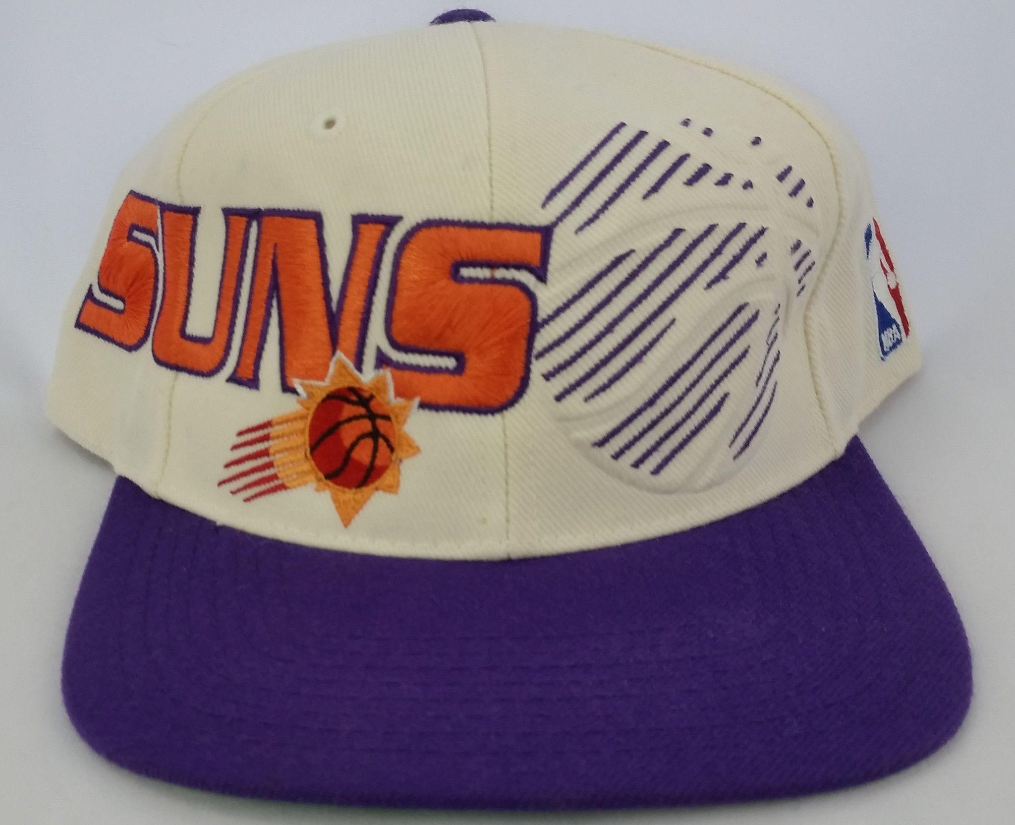 33799c395 Phoenix Suns Hat Sports Specialties Vintage NBA Basketball Cap ...