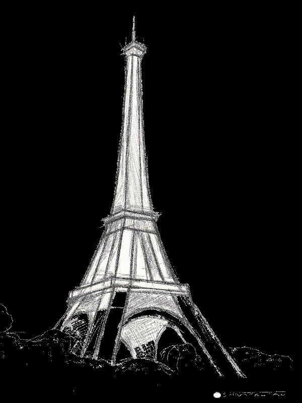 Torre Eiffel Torre Eiffel Dibujo Torre Eifel Dibujo Dibujar Arte