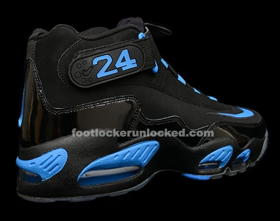Nike Air Griffey Max 1 Black Photo Blue SneakerNews