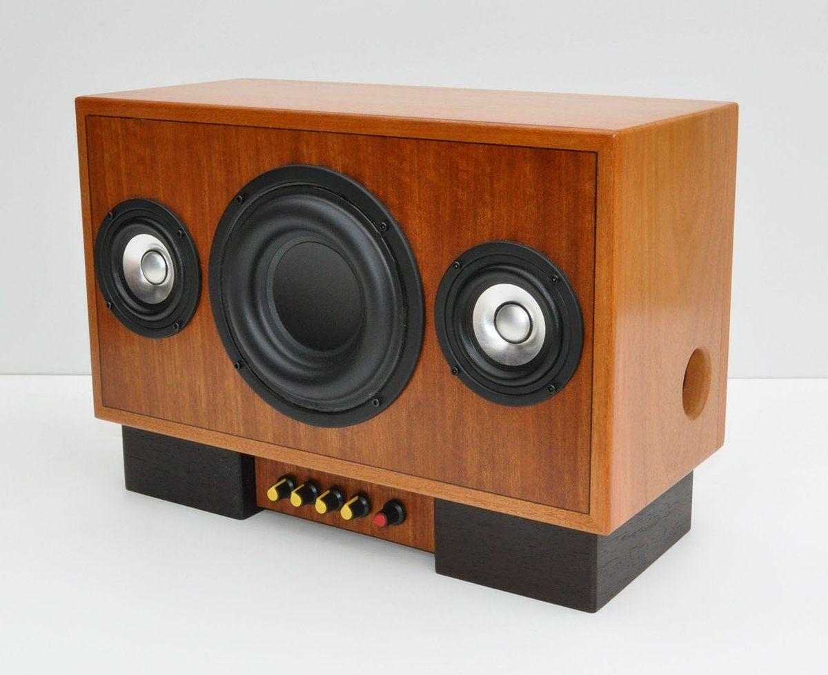 Embedded Speaker projects, Diy bluetooth speaker