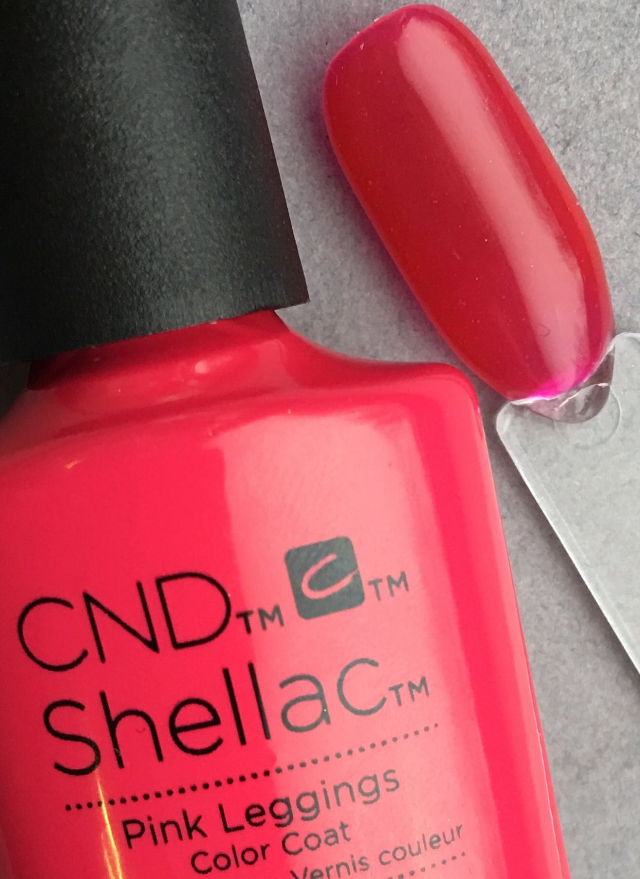 Cnd Shellac Pink Leggings New Wave Collection In 2019 Shellac Nail Colors Uv Gel Nail