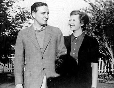 Scott & Sheila Graham