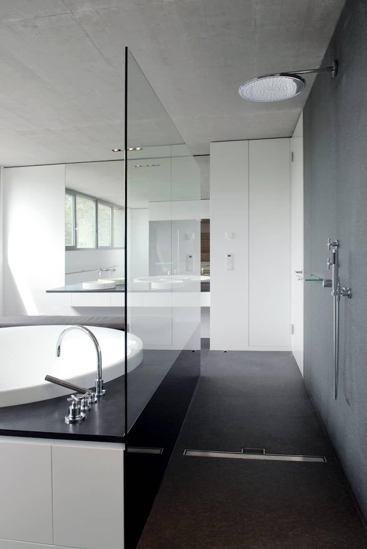 Badezimmer Ideen Design Und Bilder Badezimmer Luxus Penthaus Modernes Badezimmer