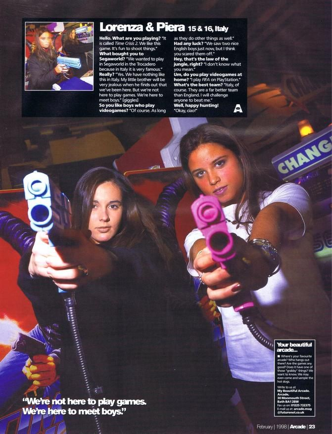 Arcade - Issue 03 (1999-02)(Future Publishing)(...
