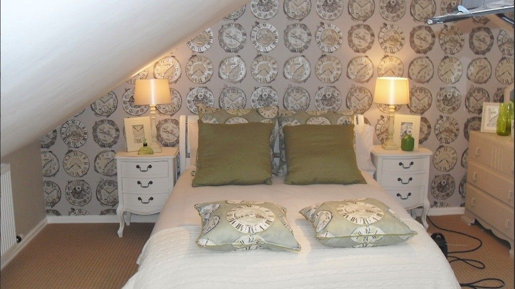 Monday 18th November Blackpool My Dream Home Cosy Bedroom Tv Beds Attic Bedrooms