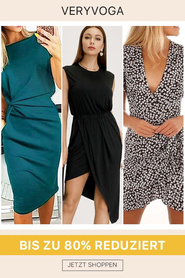 detailing 374c6 cf301 Moderne Kleider, Schuhe, Röcke & andere Trends der Damen ...