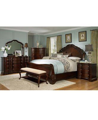 Celine Bedroom Furniture Sets & Pieces - furniture - Macy\'s | Dream ...