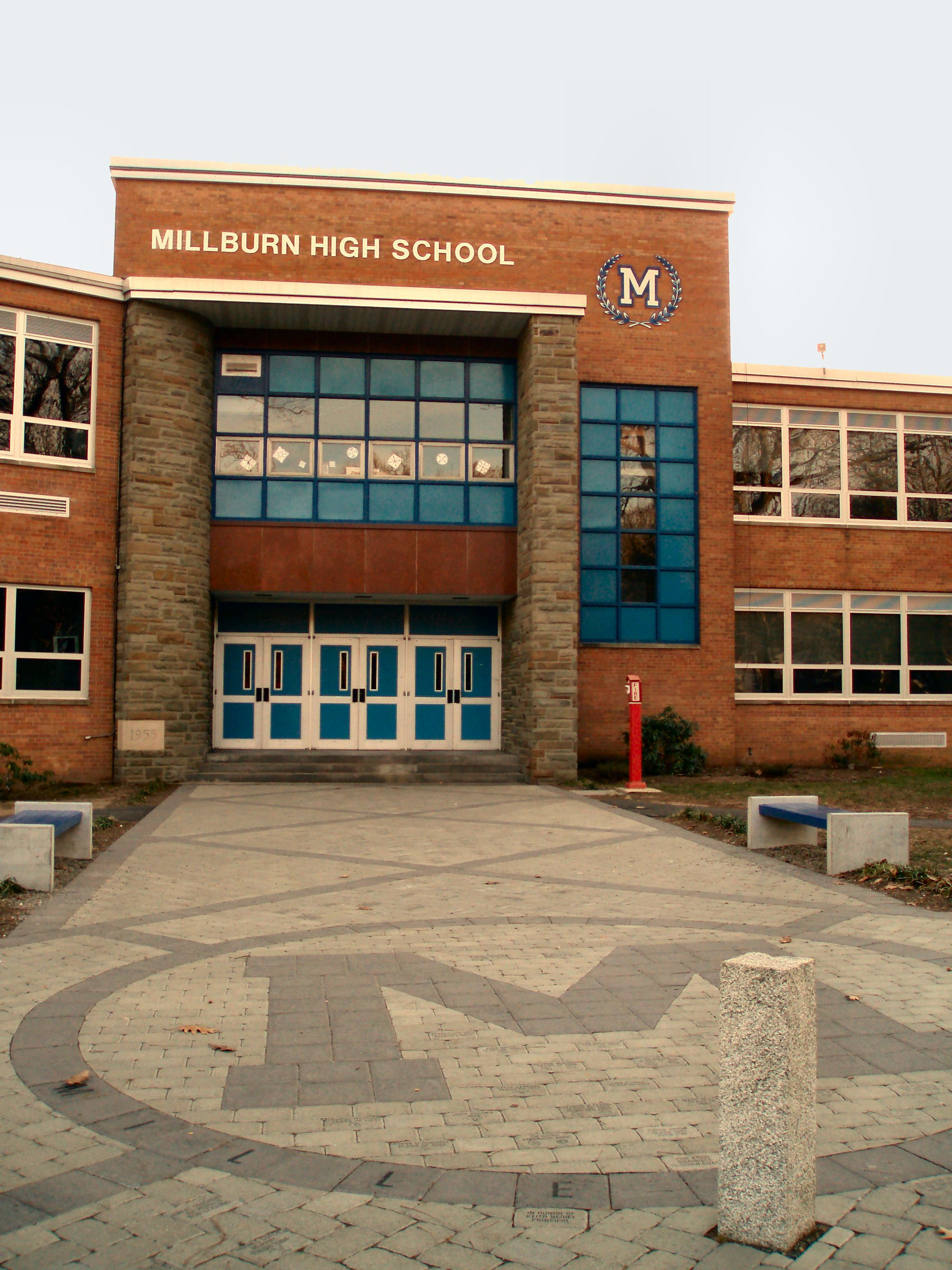 The best high school in the state of nj millburn high school http